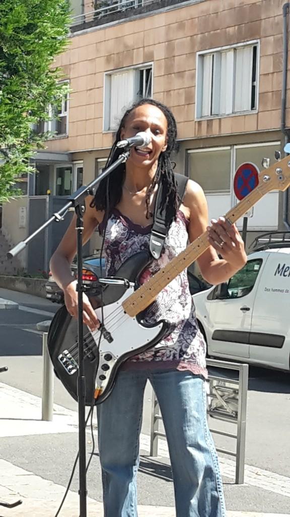 Isa Somparé Concert Bagnolet 6 juin 2015 1
