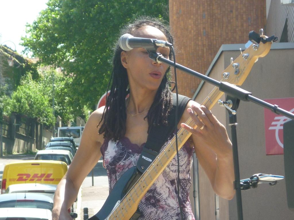 Isa Somparé Concert Bagnolet 6 juin 2015 4