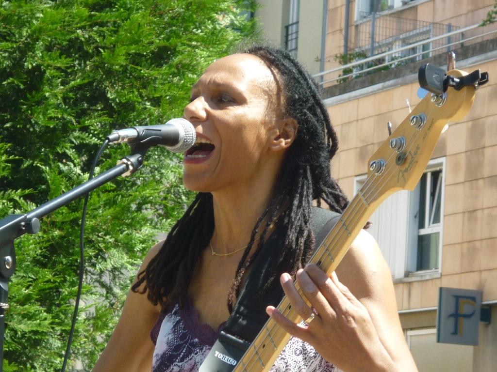 Isa Somparé Concert Bagnolet 6 juin 2015 3