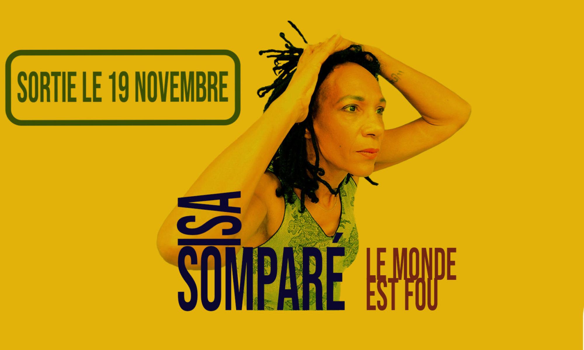 Site Officiel d'Isa Somparé